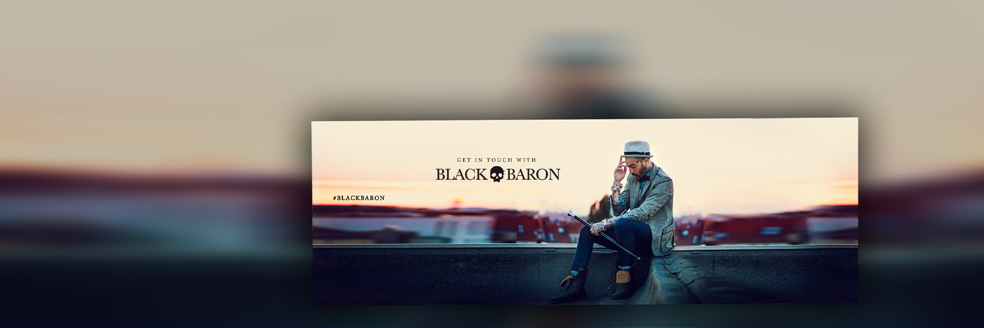 Get in touch with BlackBaron